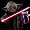 Evil Yoda Avatar